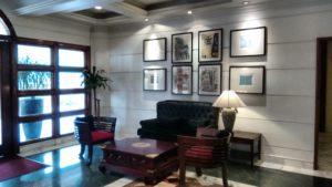 Village Hotel Albert Court, Linu Freddy, FamilyFoodTravels.com
