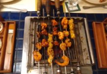 Barbeque Nation, Linu Freddy, FamilyFoodTravels.com
