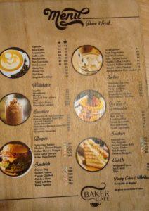 Baker Cafe, Linu Freddy, FamilyFoodTravels.com