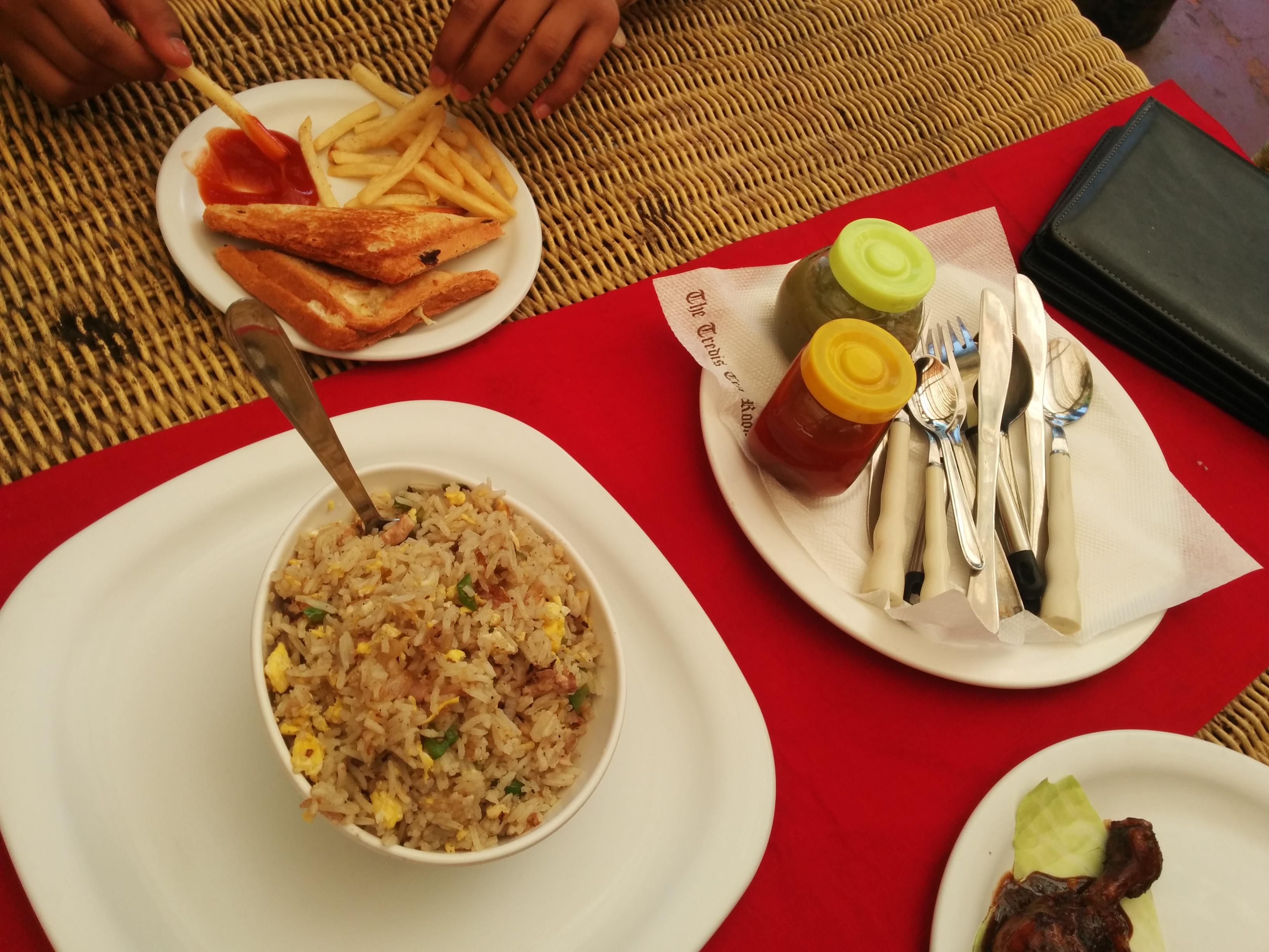 The Tredis Tea Room Kodaikanal Familyfoodtravels