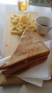 French Toast, Linu Freddy, FamilyFoodTravels.com