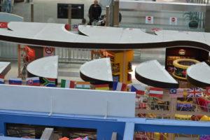 Langkawi Airport, Linu Freddy, FamilyFoodTravels.com