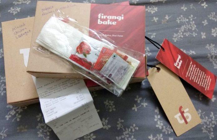 Firangi Bake, Linu Freddy, familyFoodTravels.com