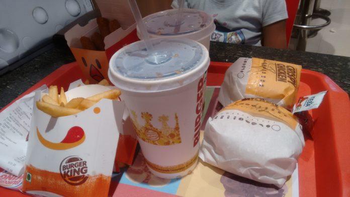 Burger King, Linu Freddy, FamilyFoodTravels.com